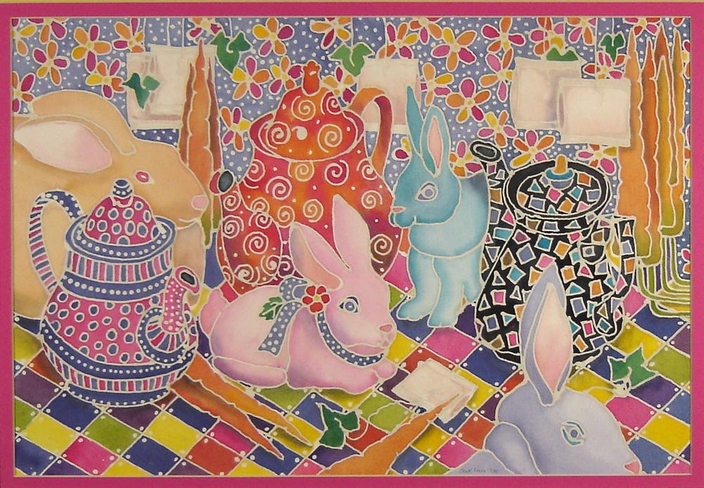 Bunny Tea Party
