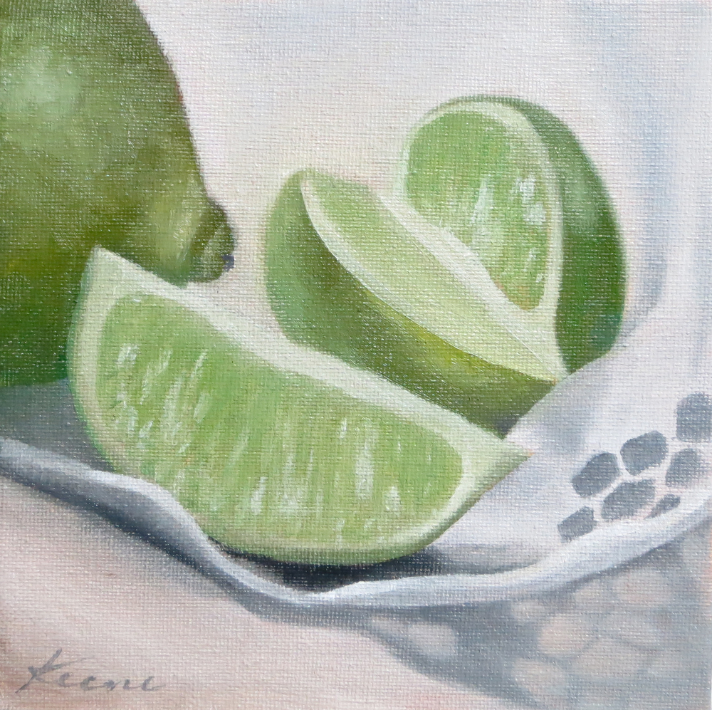 Limes and Lace