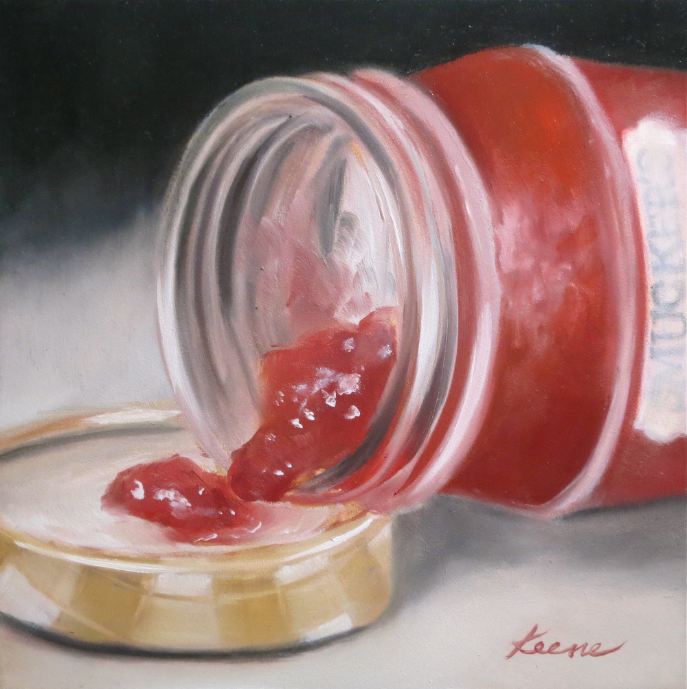 Strawberry Jam in the Morning