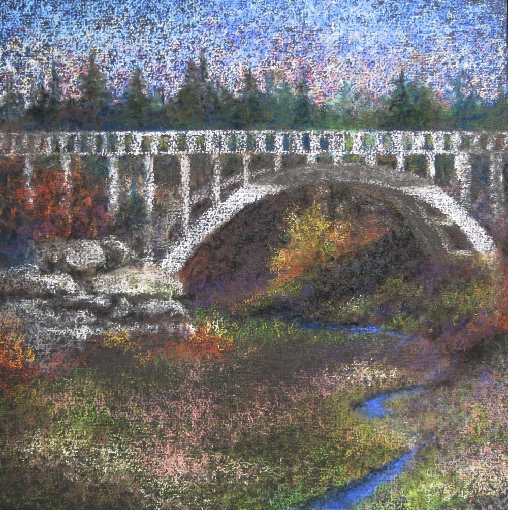 Castlewood Canyon Bridge