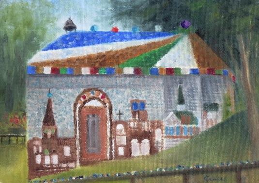 Mosaic Chapel