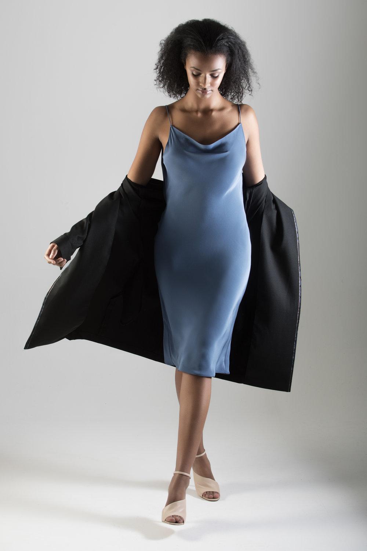 Silk Dress Australian Designer ethical sustainable fashion