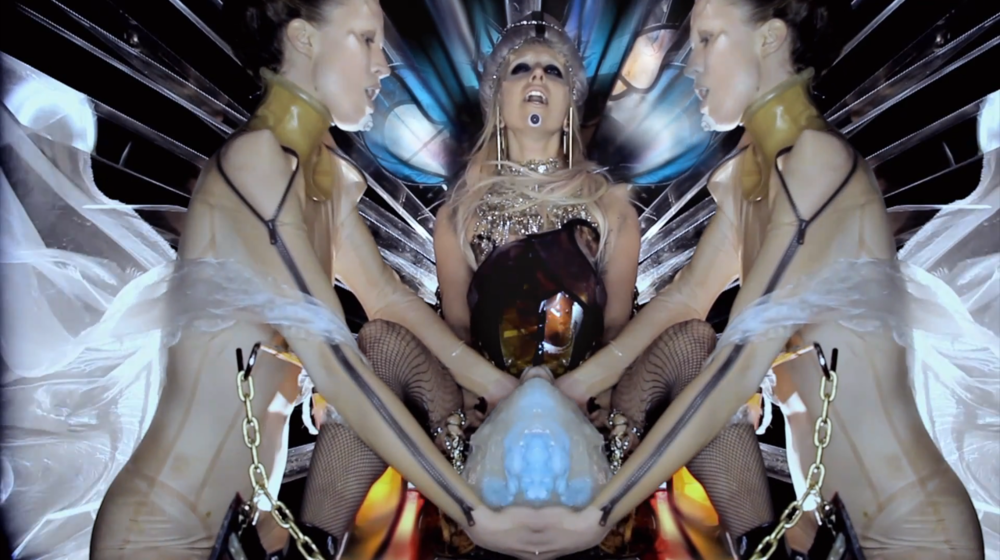 Born This Way,  Lady Gaga, directed by Nick Knight, February 28, 2011.