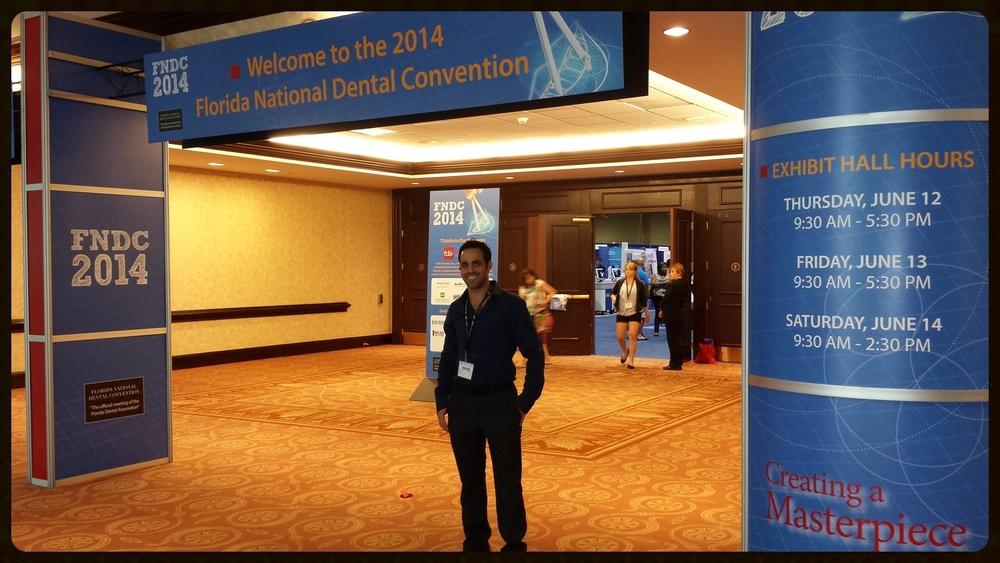 Florida National Dental Convention 2014