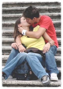 dentist gainesville florida - kissing