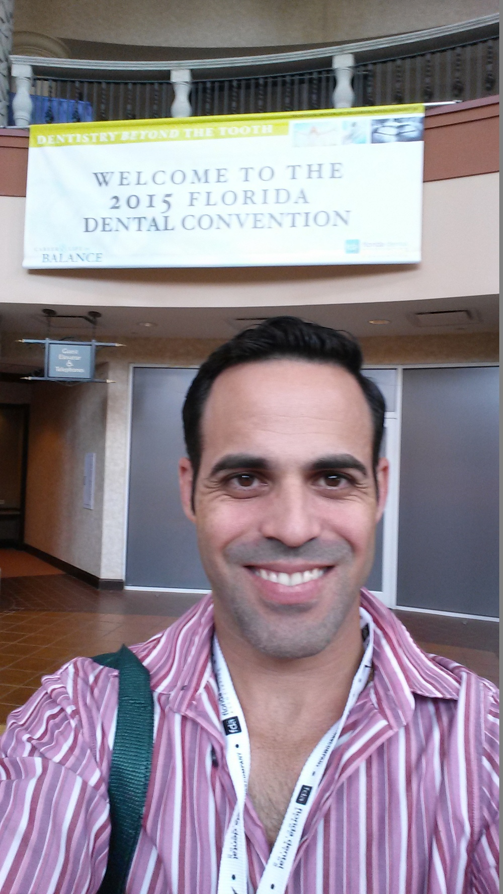 Gainesville FL Dentist - FDC 2015 - Florida Dental Convention 2015  - American Dental Association ADA.jpg