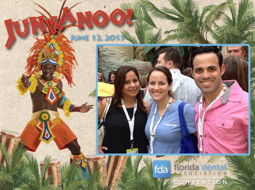 Gainesville FL Dentist - FDC 2015 - Florida Dental Convention 2015 4 - American Dental Association ADA.JPG