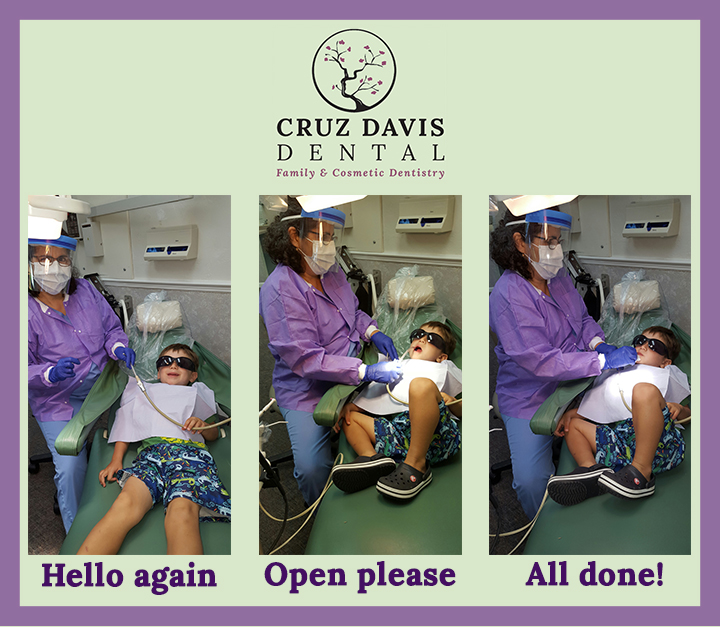 pediatric patient gainesville dentist gainesville florida dental cleaning
