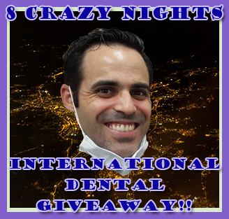gainesville florida dentist - 8 crazy nights international dental giveaway