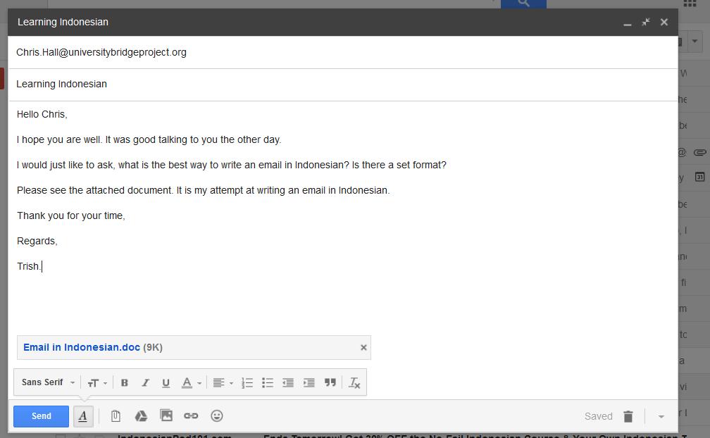 Unibridge project email structure basic email eg screenshotg altavistaventures Choice Image