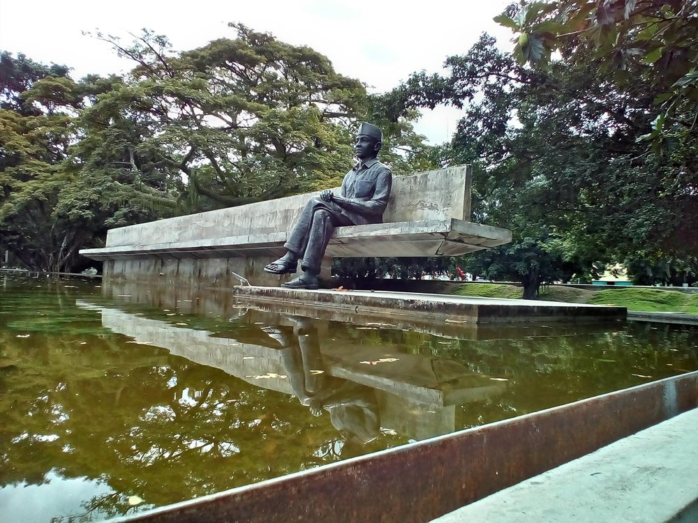 Soekarno's place of reflection, the place where Pancasila was thought up - UniBRIDGE