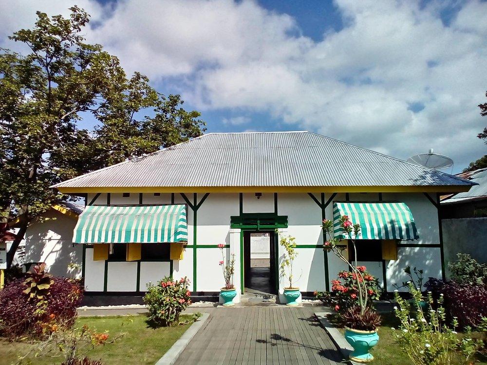 Soekarno's lived here between 1934-1938 - UniBRIDGE