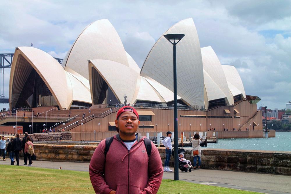 The Sydney Opera House,  Australia.png