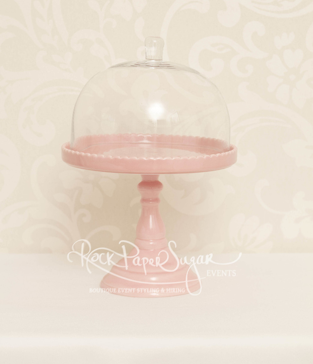 Rock Paper Sugar Events Cake Stands with Dome 001.jpg