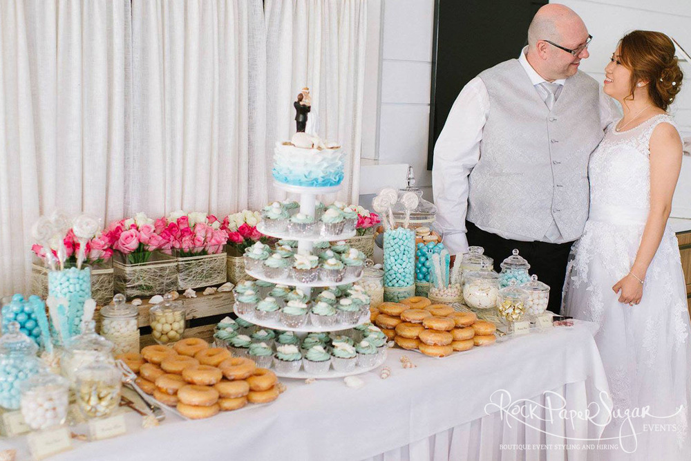 Cool How To Set Up Wedding Cake Table Gallery - Best Image Engine ...