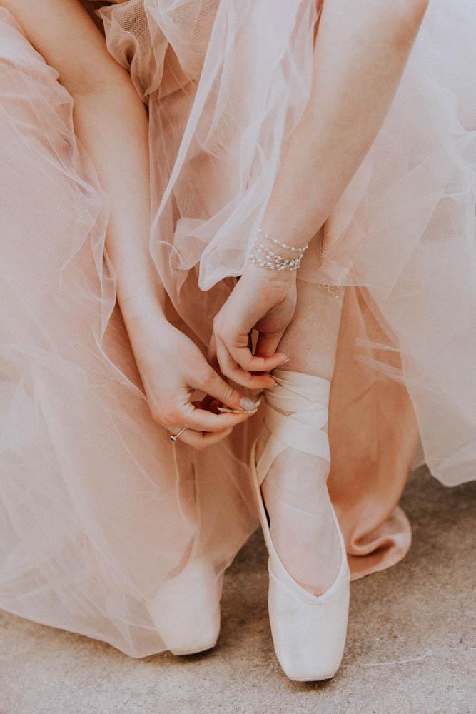 dreamy ballet styling