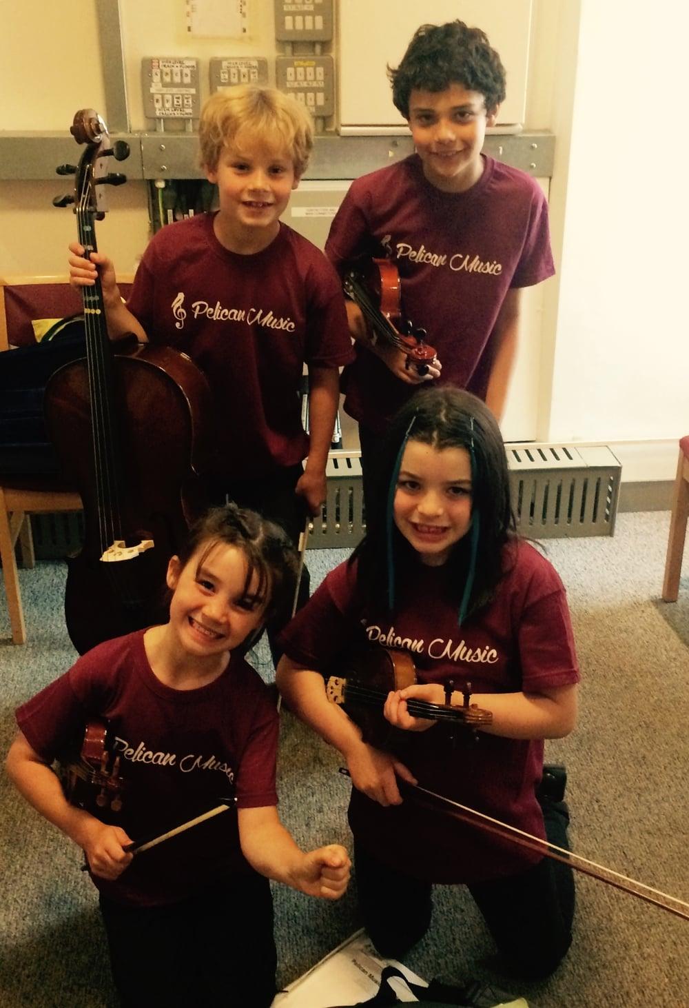 St Stephens String Quartet
