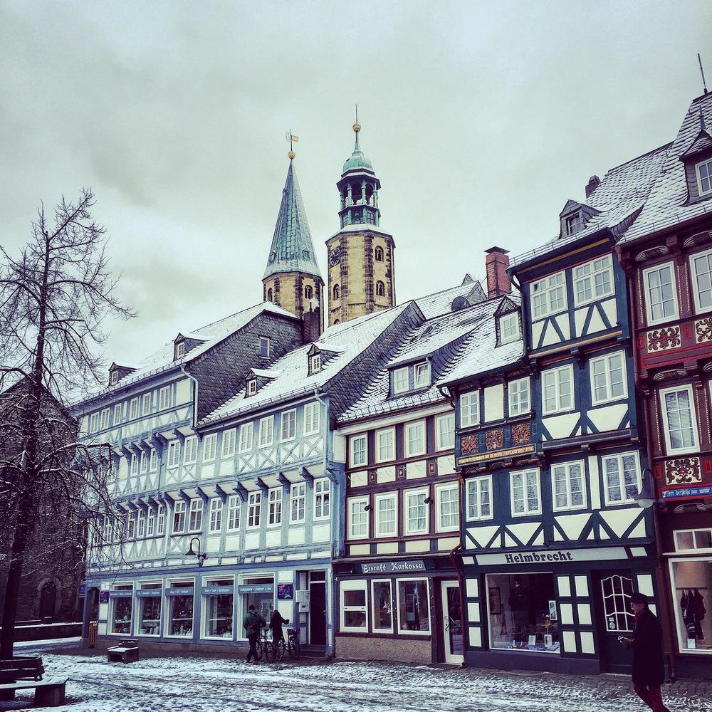 Goslar Markt Square