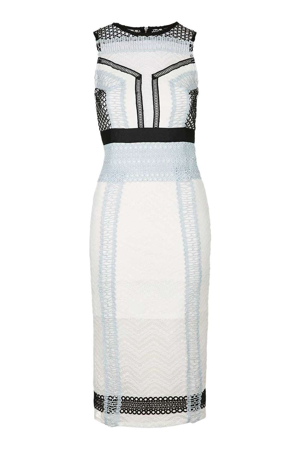 Lace Topshop Dress