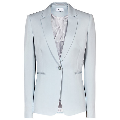 Reiss Ice Blue Jacket