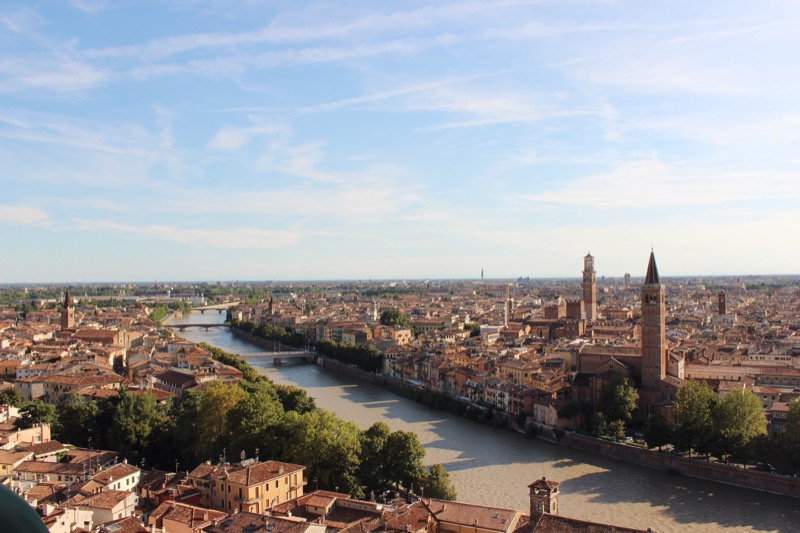 The beauty of Verona