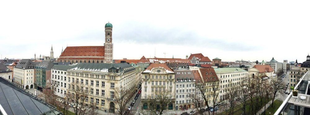 Munich is a chic, cosmopolitan city that is simply dripping in things to do for all tastes. I went with my girlfriend Annie, though it would suit all holiday needs - from a romantic weekend away to a stag do.