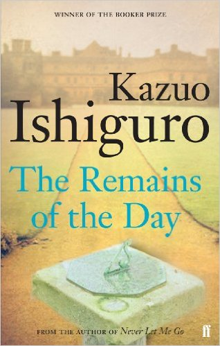7) The Remains of the Day, Kazuo Ishiguro. Whilst brain storming for this blog post, I wrote down several of Kazuo Ishiguro's books as ones that I would recommend. I can't believe that he is possible of writing a bad one. The Remains of the Day made it on to my list here though for its restrained tone whilst dealing with the huge political forces at play in the run up to the Second World War. All the while, this massive backdrop frames the book's understated love story between the protagonist, Mr Stevens, and the object of his affections Miss Kenton.