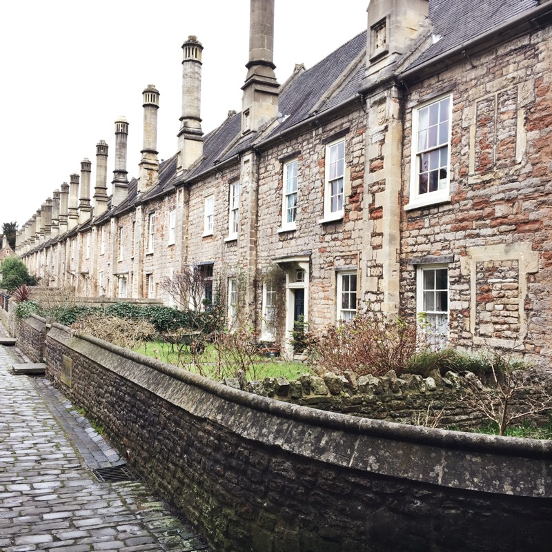 Vicar's Close, Wells