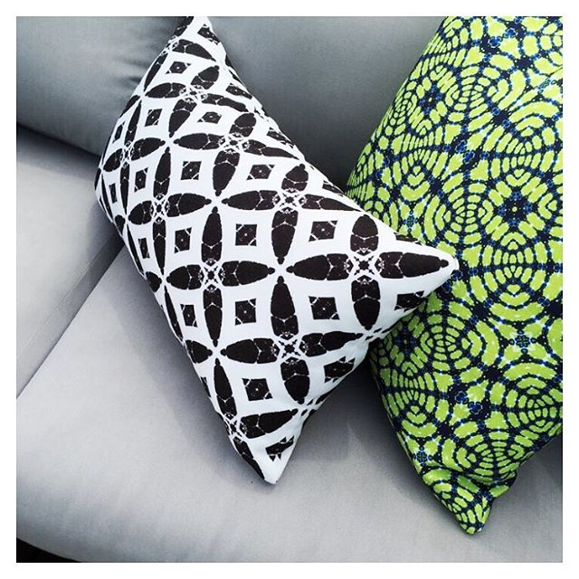Mix cushion patterns to create visual interest and a seasonally changeable decor statements.  Shop these and more from my selection of original prints. Mildew and water resistant and designed for your outdoor living area! ⭐️ Up to 50% off and with FREE SHIPPING!⭐️ . . . . #mymoteef #pocketofmyhome #interiordesign #outdoorlivingspace #throwpillows #outdoorcushions #onlinestore #floorcushions #cushioncovers #cushions #homeandgarden #gardendecor #exteriordecor #outdoorstyling #patiolife #outdoordecor #patiodecor #newhome #apartmentdecor #alfresco #courtyard #indooroutdoorliving #perthstagram #perthmum #theperthcollective #Perthgirlboss  #Madeinperth #perthmade #perthupmarket