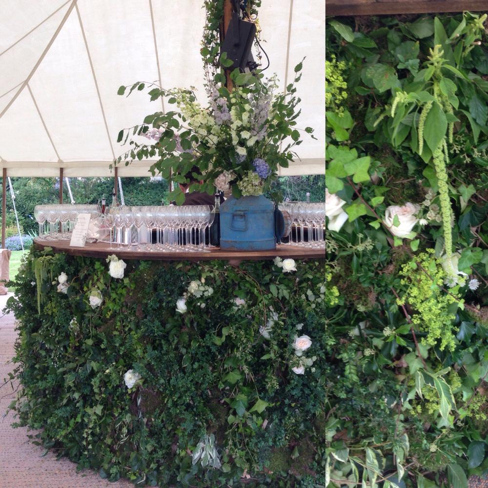 Flowery Bar
