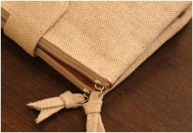 Cottan canvas double bag top view.jpg