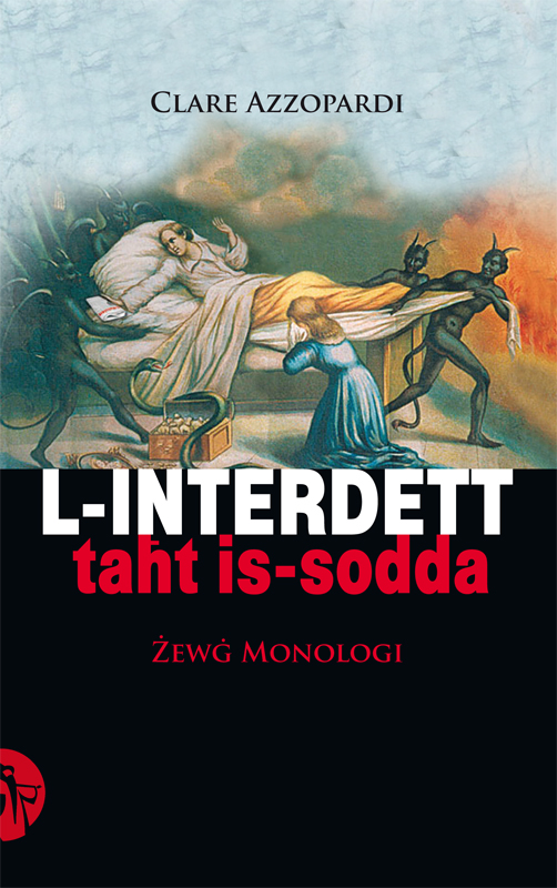 L-Interdett taħt is-Sodda (cover by Pierre Portelli)