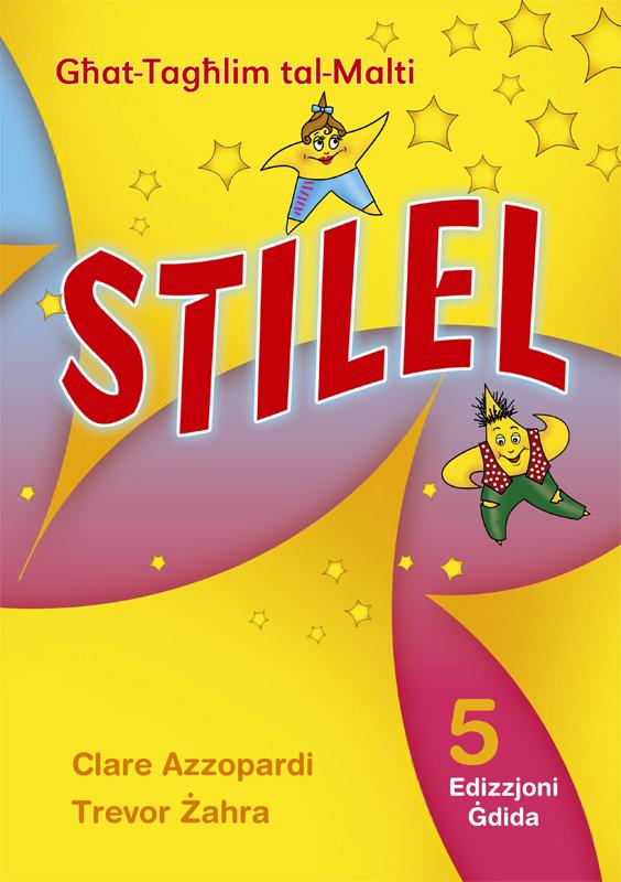 Stilel 5 (illustrated by Trevor Żahra)