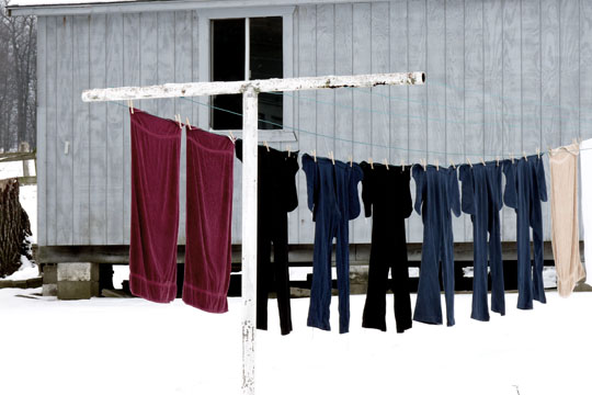 Winter Laundry - 1-1
