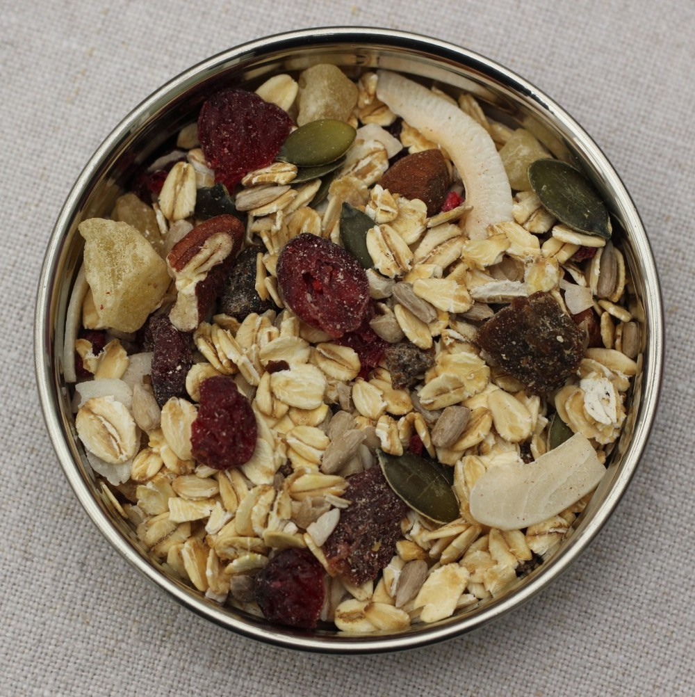 Really Exotic Muesli