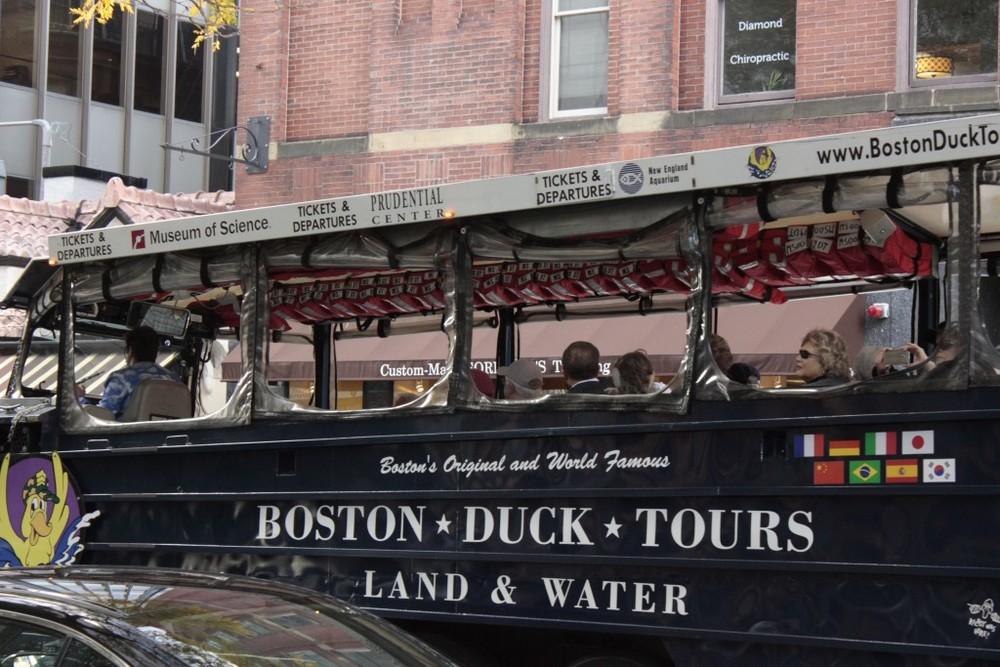 Boston Duck Tours
