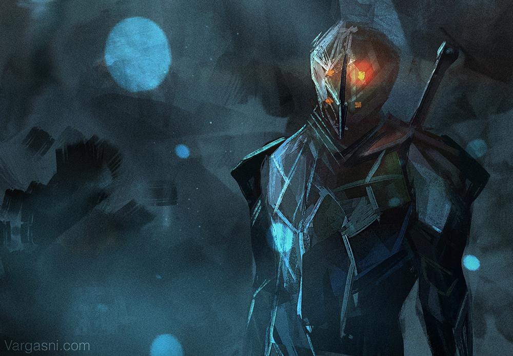 """Polygonal armor"" under 30 min"