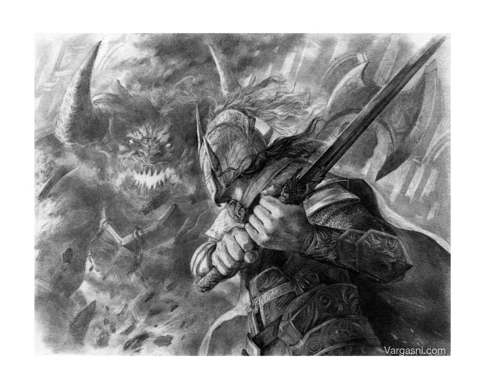 Ecthelion vs Gothmog