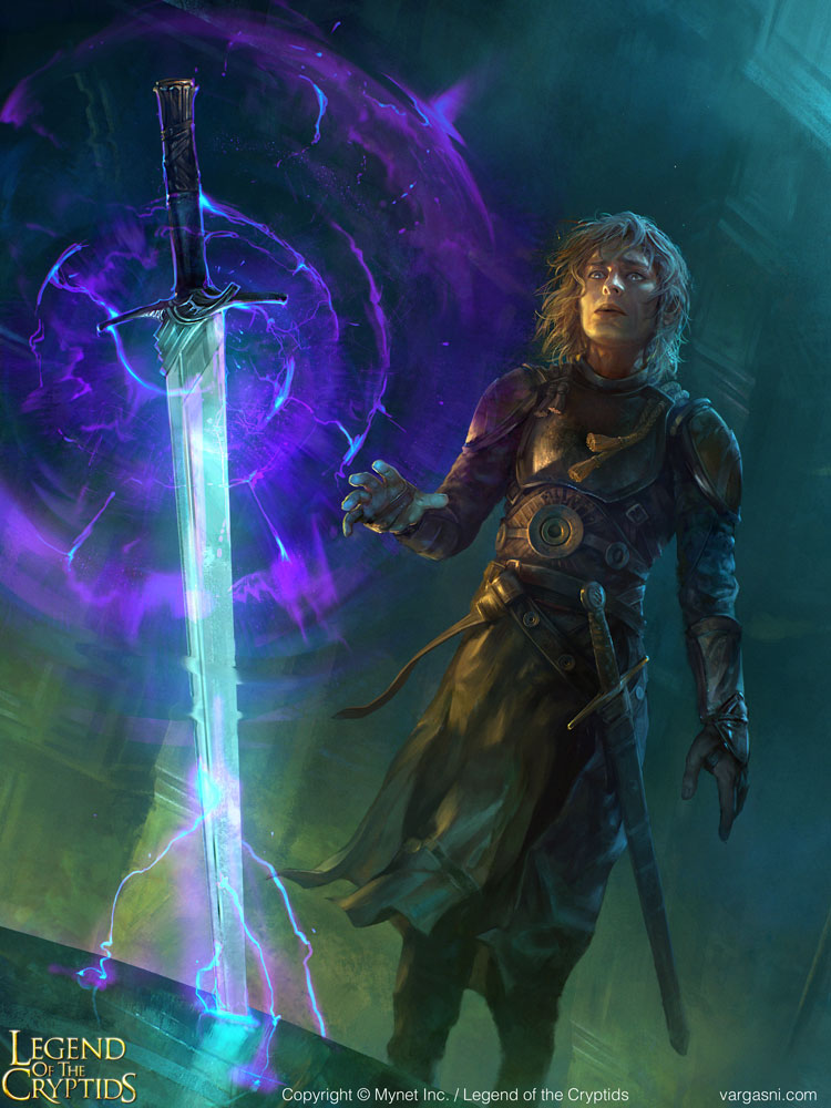 "Laurent lamented how his home city had been seized by degradation and corruption. That sorrow manifested as a desperate search for the power to restore justice, and at last he found a blade that would give it to him. ""You parasites have had your last night of undisturbed disorder!"""