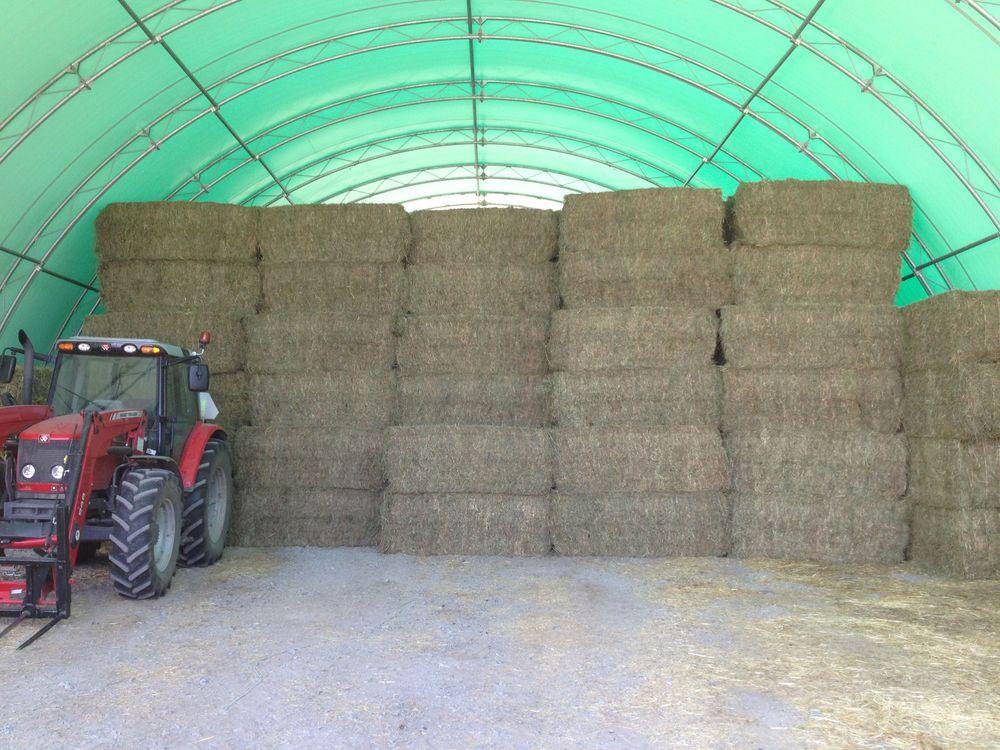 Big square bales