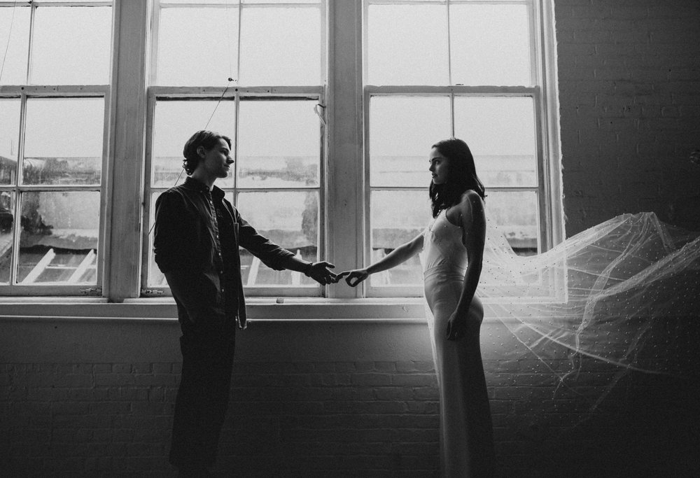 The Portland Studio Wedding Photos