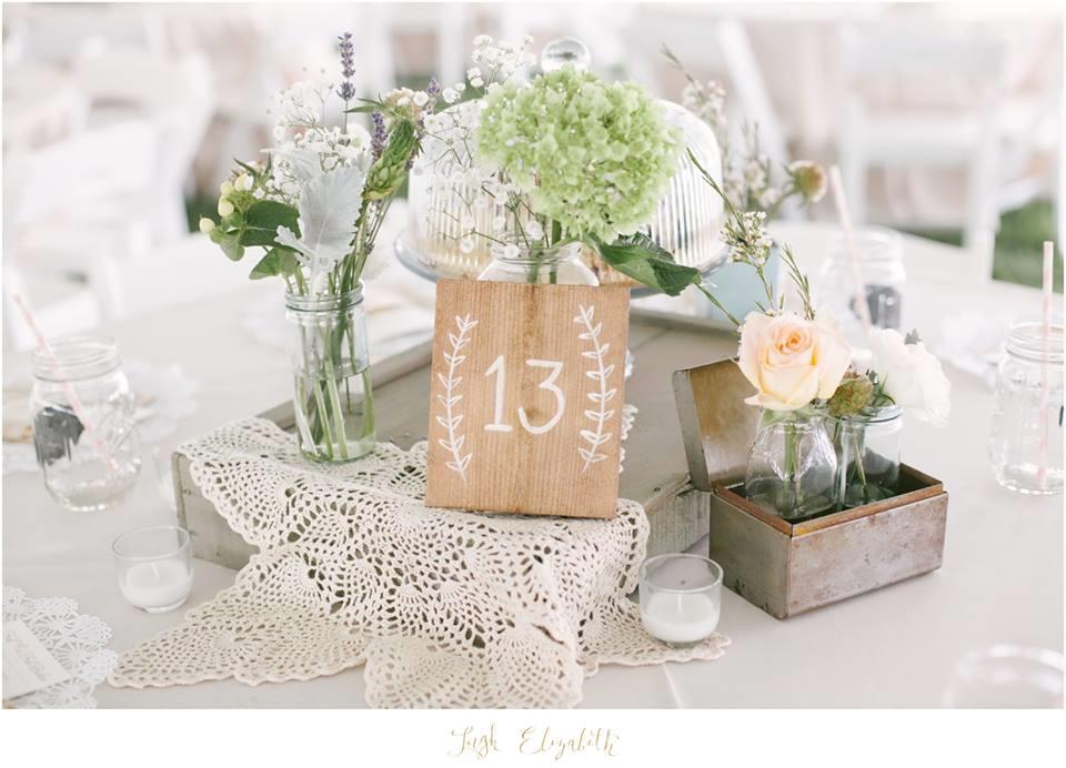 Sam & Jordan Flowers Wedding