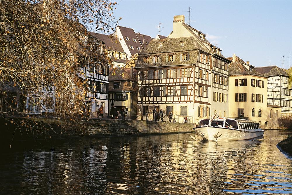 Petit-France, Strasbourg