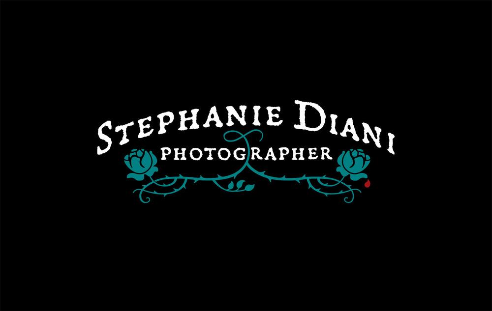 Logo for Photographer Stephanie Diani