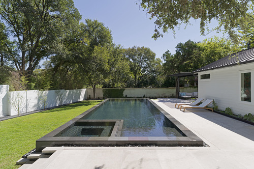modern design+build & modern pools, inc. | pool design, construction ...
