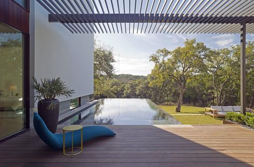 Modern Pools modern design+build & modern pools, inc. | pool design