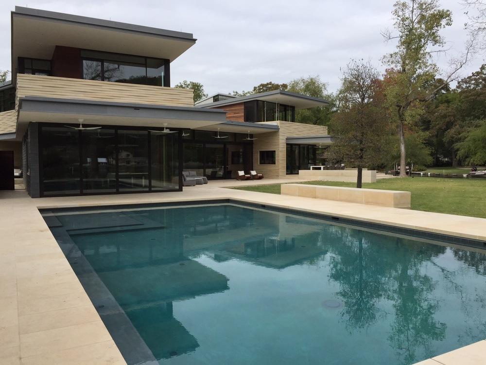 Lake Austin U2014 Modern Design+build U0026 Modern Pools, Inc. | Pool Design,  Construction U0026 Consulting Since 1999