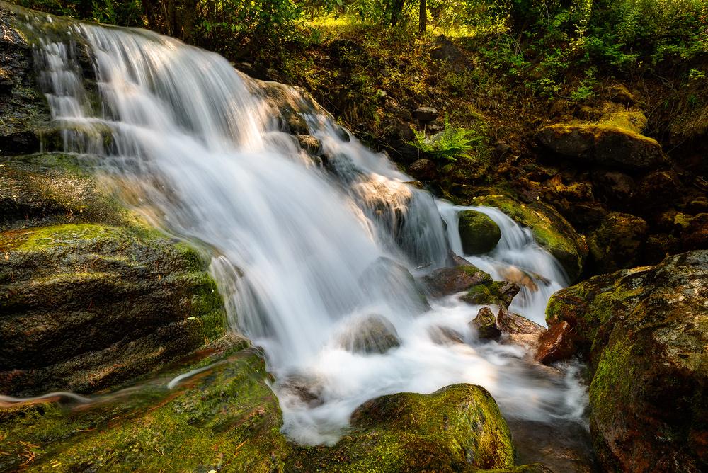 Jocko Falls