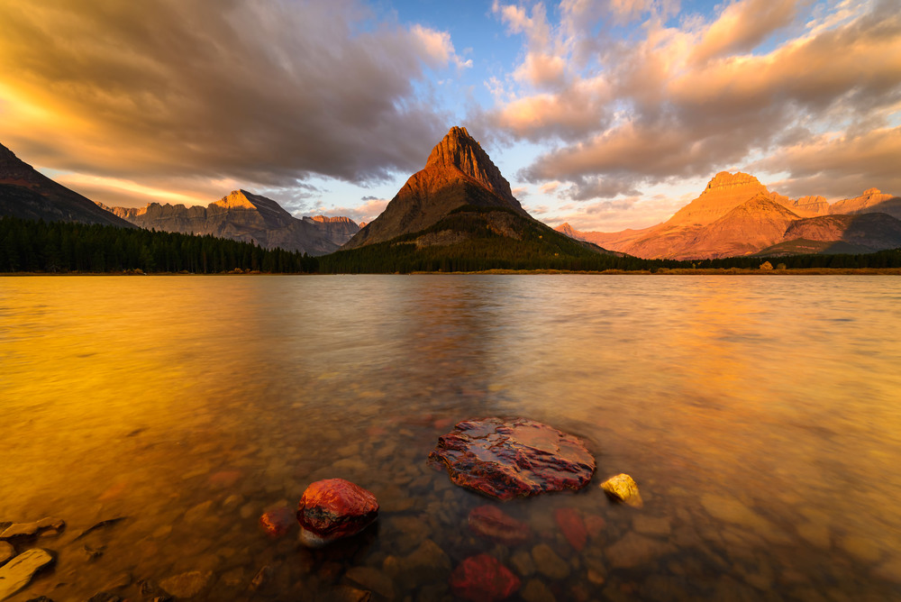 Mount Grinnel, Glacier National Park