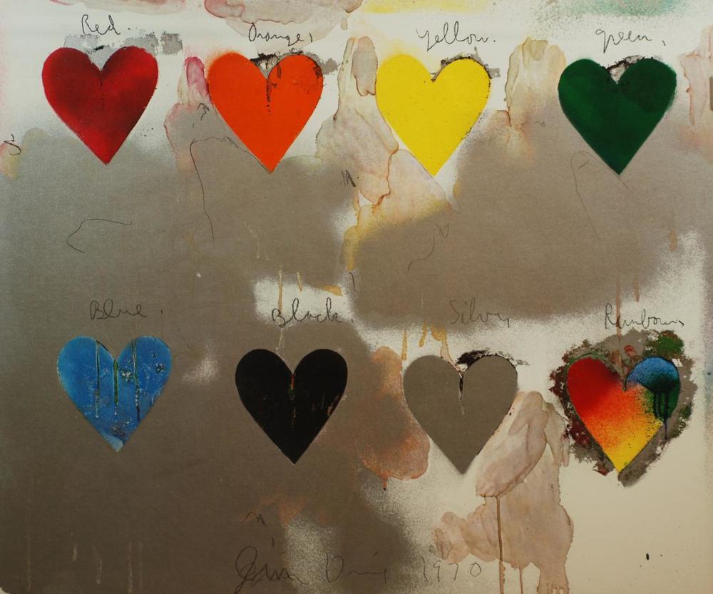 Jim Dine 8 hearts.jpg